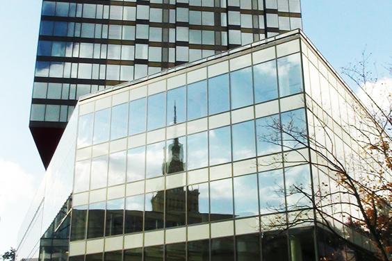 budynek biurowy GRZYBOWSKI SQUARE