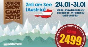 Zell am See baner 2